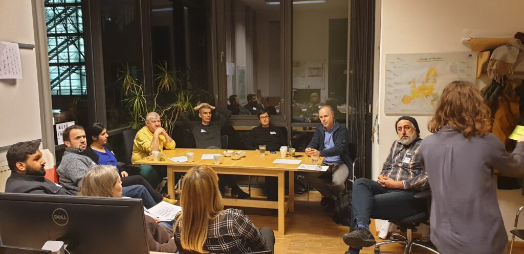Demokratiekonferenz im Lawaetz-Haus
